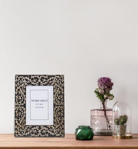 Trellis and Vine Wood Grain Picture Frame