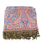 Paisley Wool Throw - Little Elephant