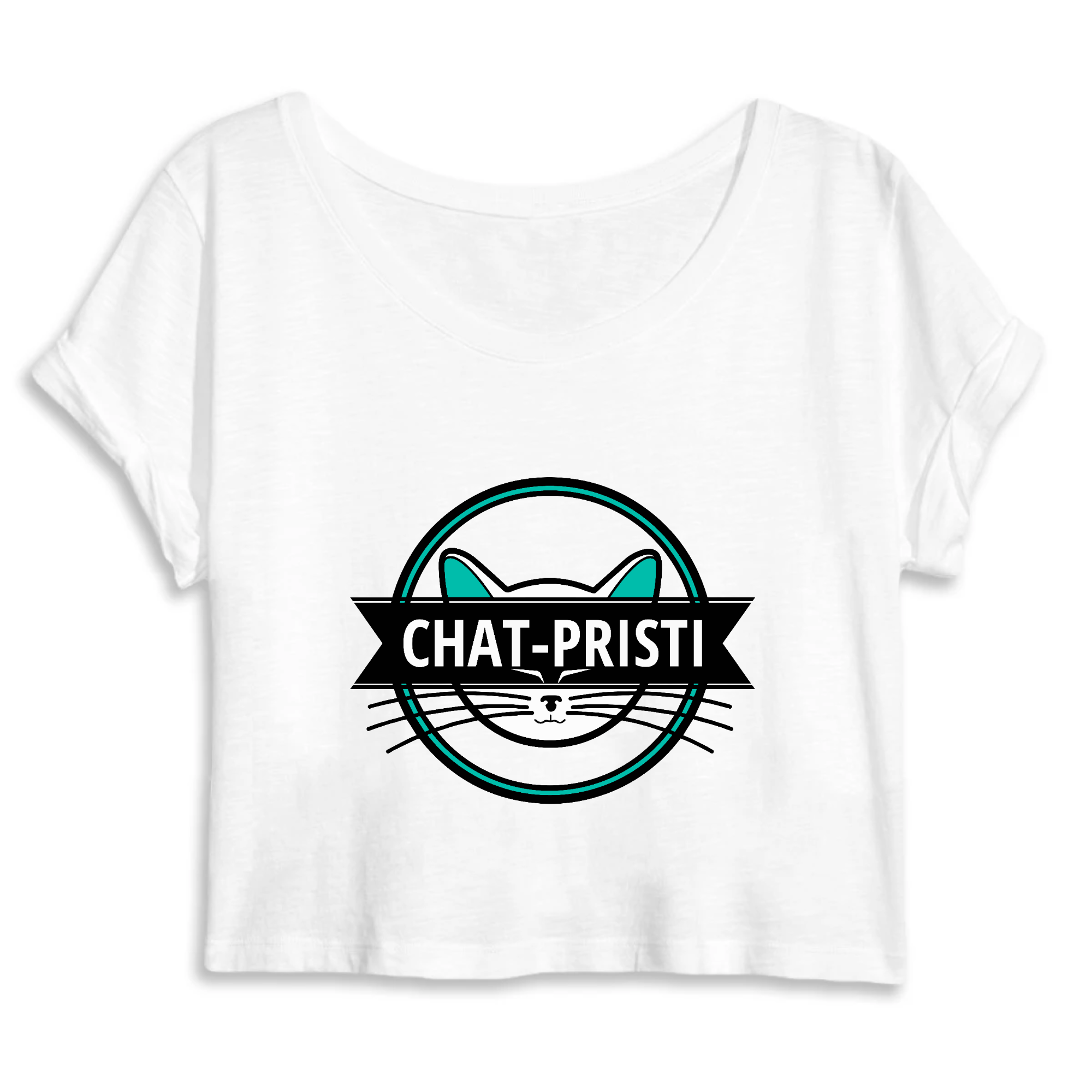 Crop-Top Chat-Pristi