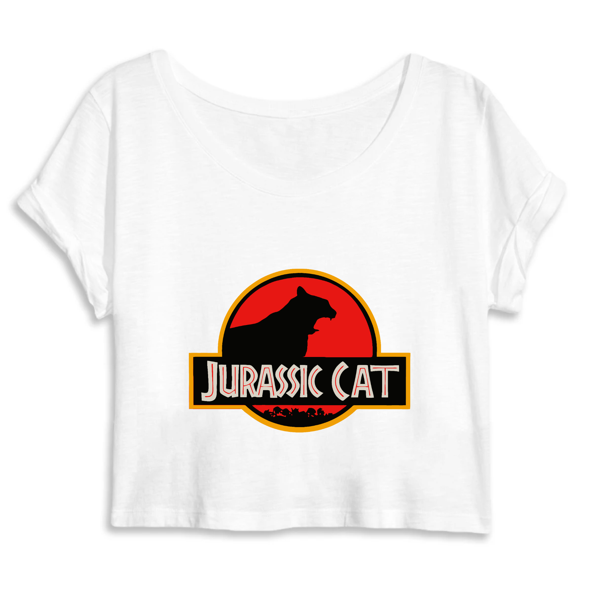 crop-top chat jurassic park