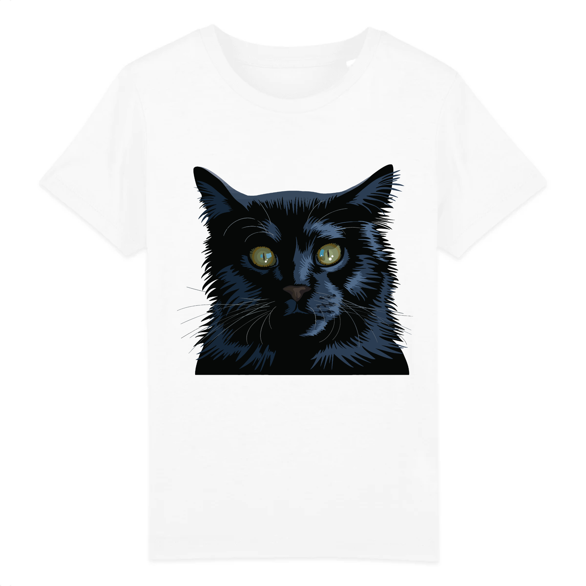 T-Shirt Chat Noir Enfant