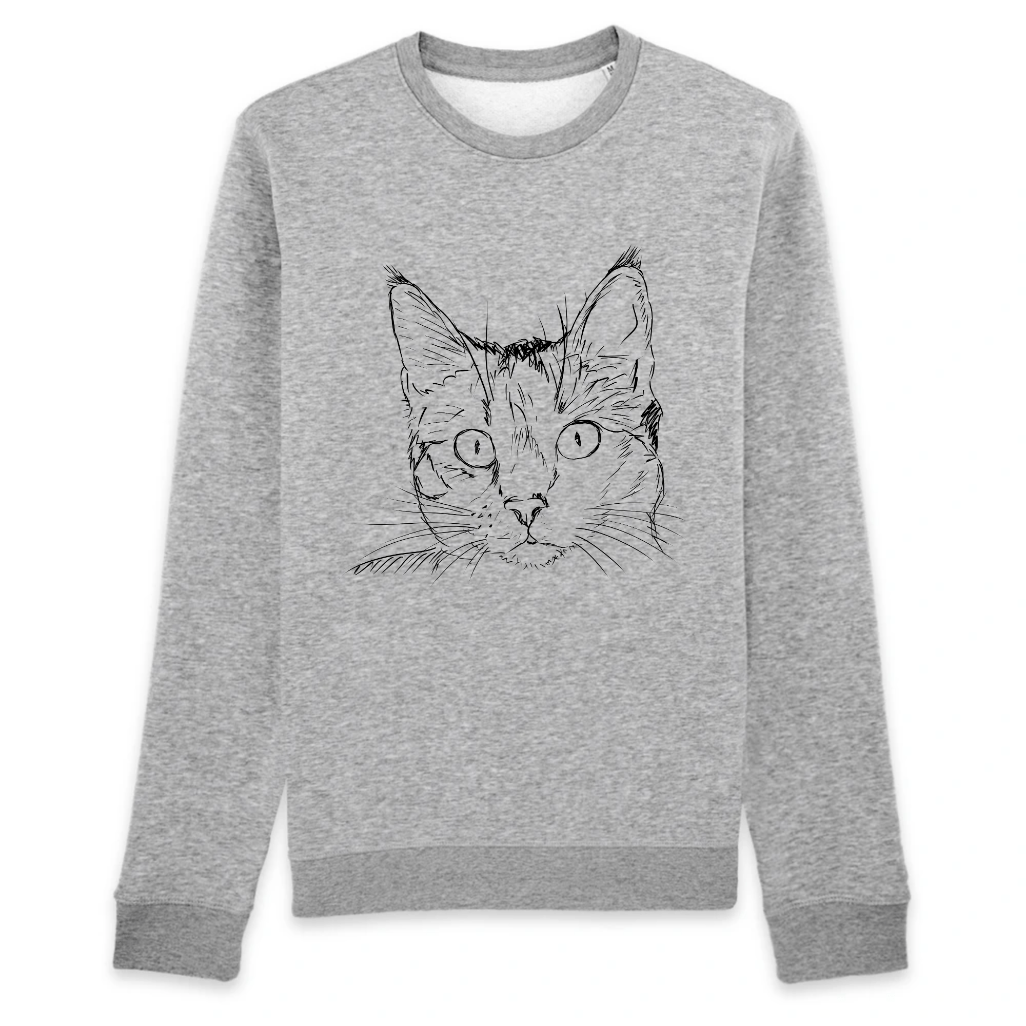 Pull Chat Dessin