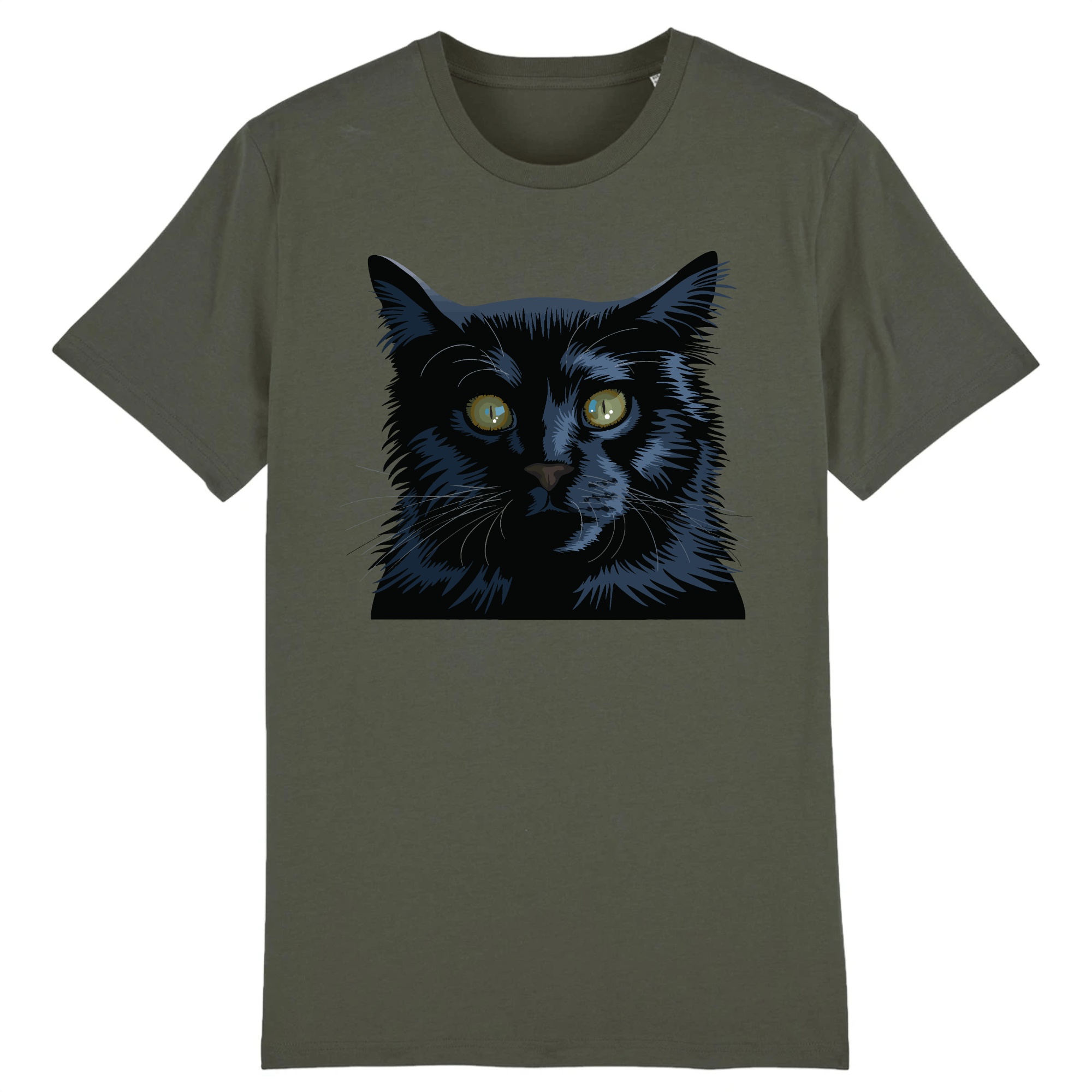 Tee-Shirt Chat Noir