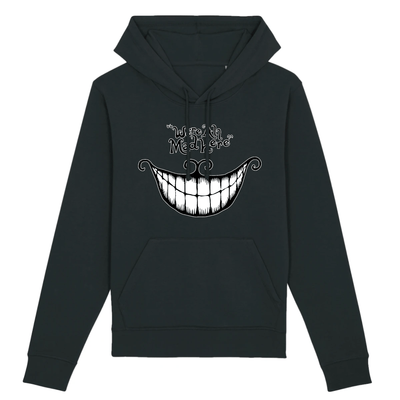 sweat chat du cheshire couleur noir