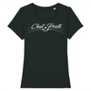t-shirt chat-pristi classic couleur noir