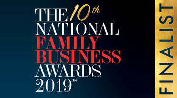 KONFIDENCE RECOGNISED AT THE NATIONAL 2019 FAMILY BUSINESS AWARDS