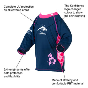 Konfidence UV Sun Protection T-Shirt