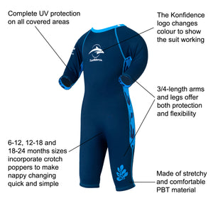 Konfidence UV Sun Protection Suit