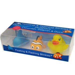 Konfidence Floating Blinkies 3 Character Multipack