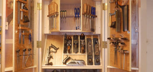 If you are struggling with tool storage ideas, this post is for you.