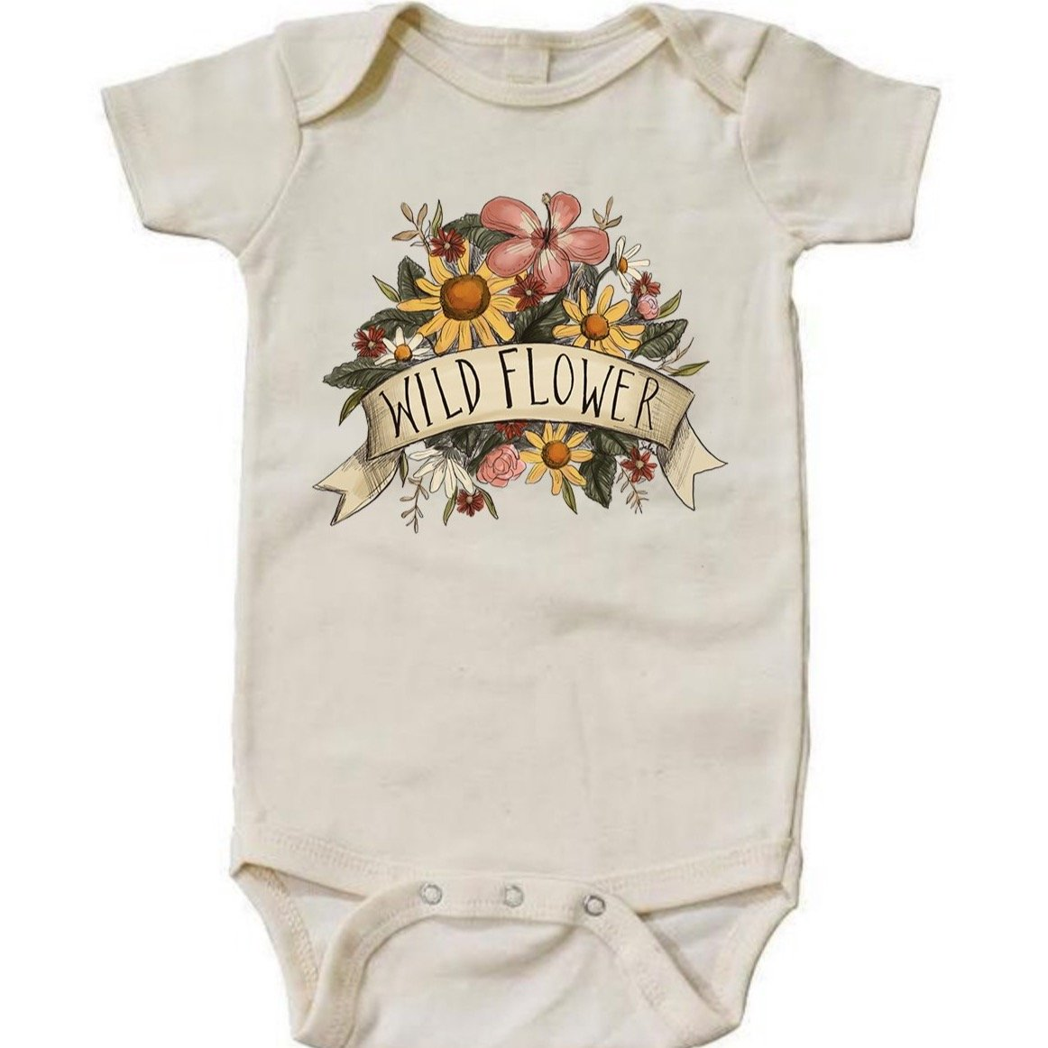 Wildflower Bodysuit