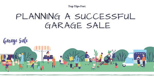 Planning A Successful Garage Sale
