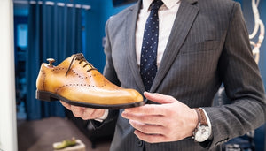 The best dress shoes for men cost hundreds of dollars, right?