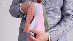 How to Remove Stains from Ties & Pocket Squares: Clean Your Silk, Linen, & Wool Accessorie