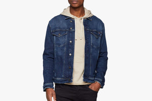 A good quality denim jacket is one item that transcends trends and can be passed down to your kids