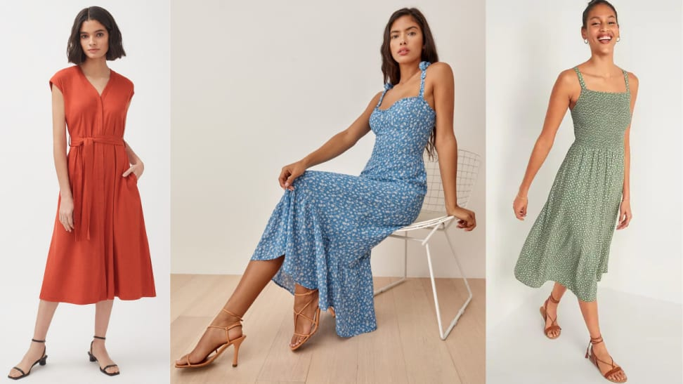 16 trendy women's pieces that are perfect for spring wedding