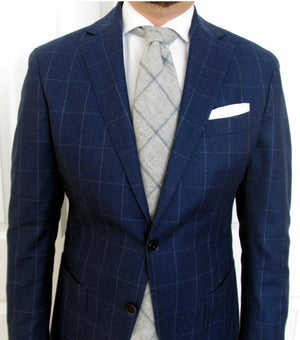 How to Wear Blue & Gray – Color Combinations for Blues & Greys in Menswear