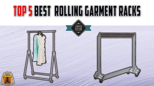 Best Rolling Garment Racks featured in this video: #1