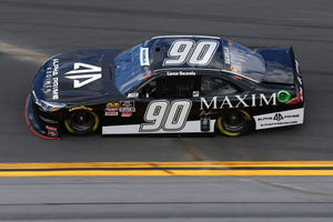 The Maxim Alpha Prime Chevrolet Camaro Is Racing at Daytona International Speedway