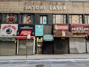Over 1,000 NYC chain stores have closed this past year, the biggest drop in a decade
