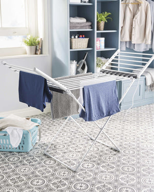 Everyone's Talking About This Aldi Heated Clothes Airer – But Does It Actually Dry Your Socks?