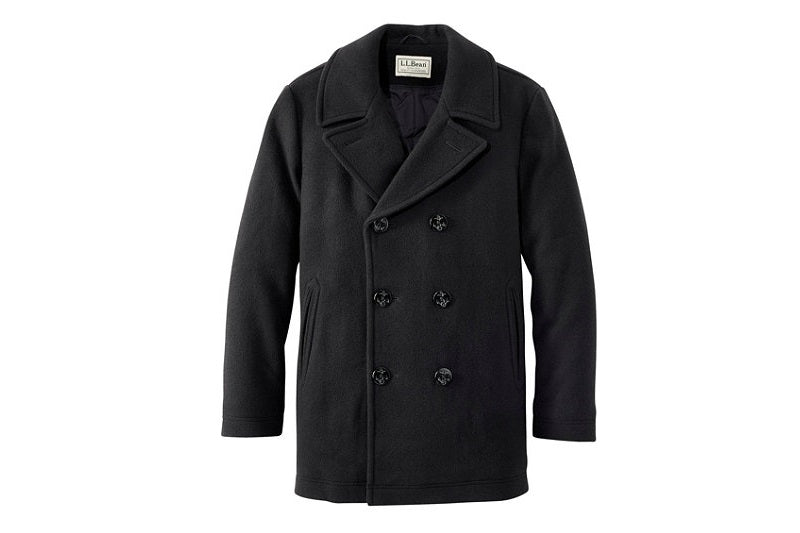 Much like the ubiquitous M-65 field jacket, the iconic peacoat began as a purely functional military garment