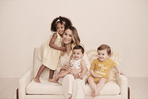 Lauren Conrad's kids collection drops today (and she gave us all the details!)