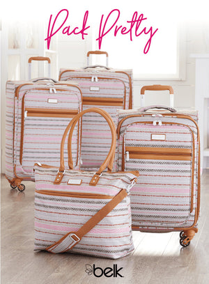 Awesome Jessica Simpson Luggage
