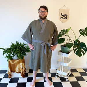 The Suki Robe is one of those patterns that just keeps giving