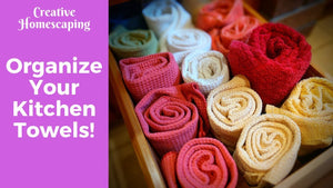 howtofoldtowels #kitchentowels Like! Share! Subscribe! Comment! Today I am sharing how I organize & fold kitchen towels so that they are easy to access, and ...