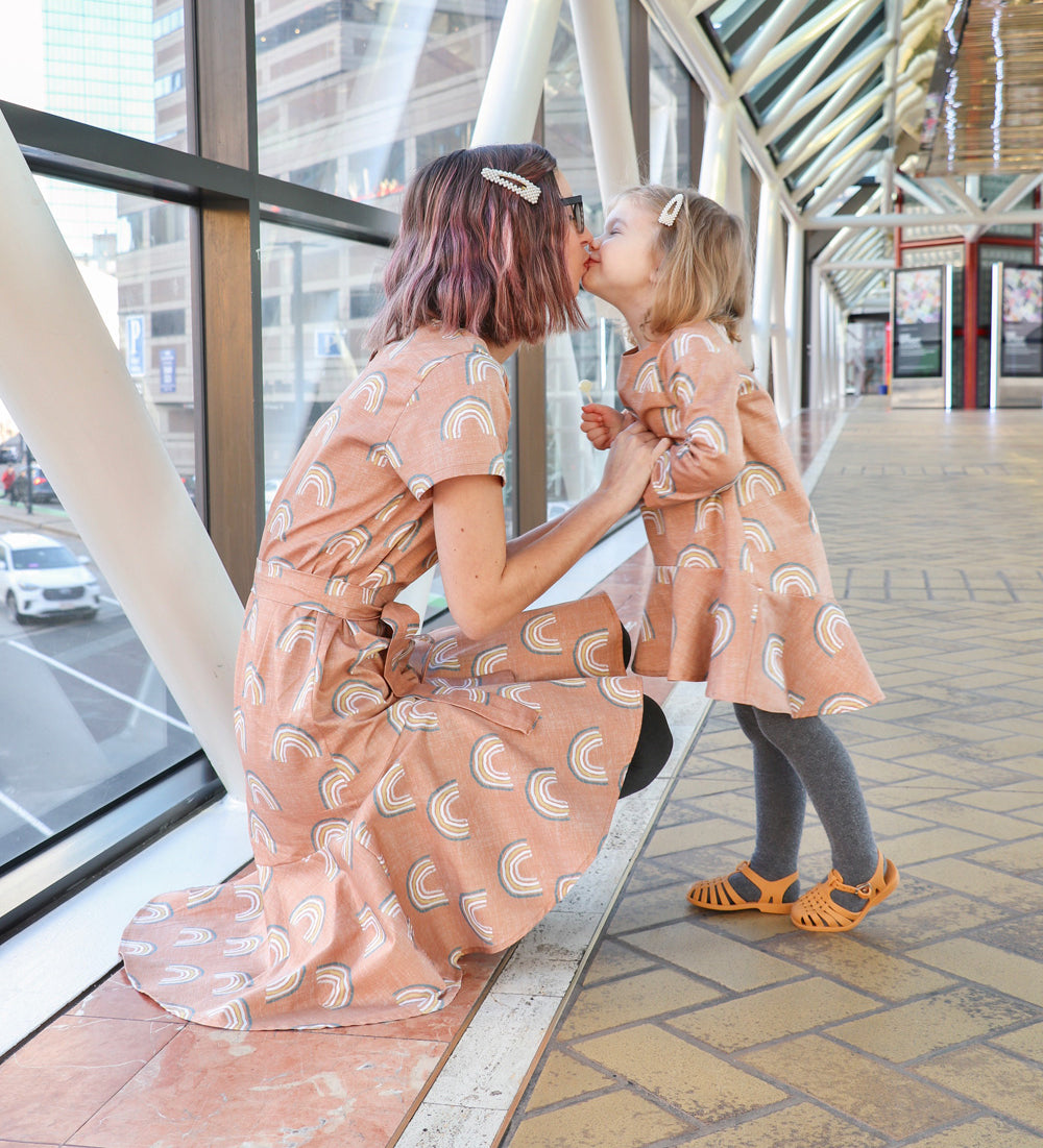 How To Match Your Mini-Me Without Sacrificing Your Style