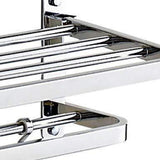 Explore tower hanger towel bar cool contemporary stainless steel iron 1pc double wall mounted