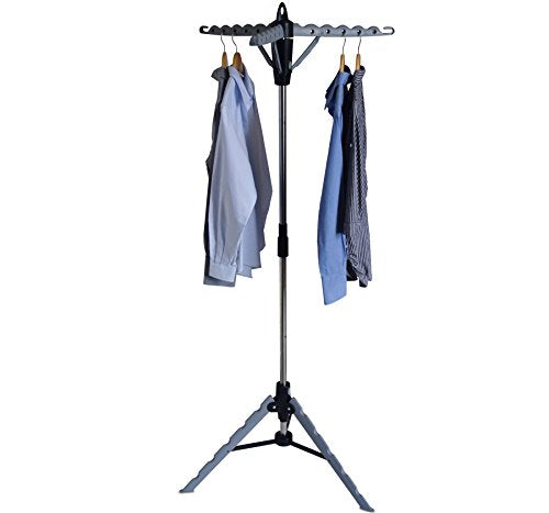 Homz Tripod Dryer, Black