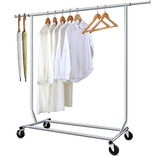 HLC Collapsible Clothing Rack Commercial Grade