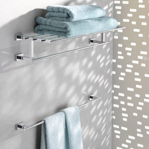 Kitchen essentials cube 23 5 8 in multi towel rack