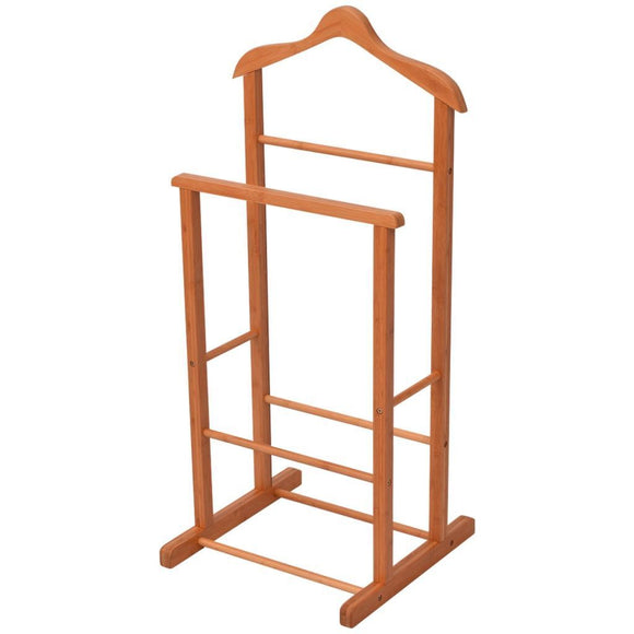 Clothing Rack Bamboo 46x40x95 cm