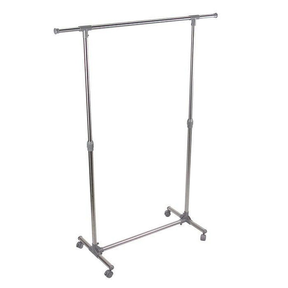 Single Garment Rack Stainless