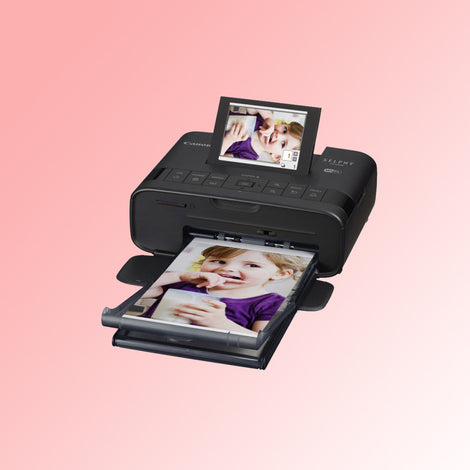 Canon Printer and Papers