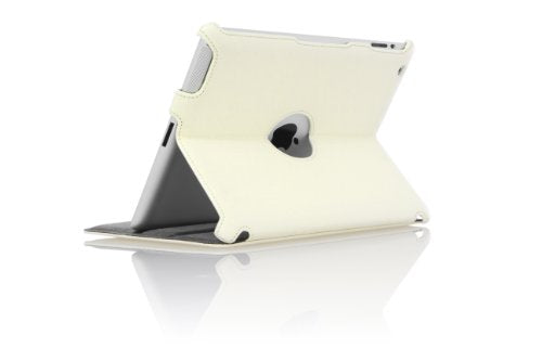 Targus Vuscape Case and Stand for iPad 3, Bone White (THZ15701US)
