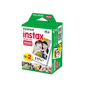 Fujifilm INSTAX Mini Instant Film (White) for Fujifilm Mini 8 & Mini 9 Cameras