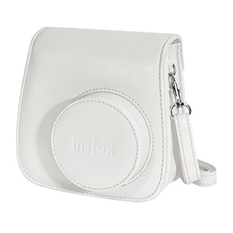 Fujifilm Instax Groovy Camera Case For Instax Mini 8 and 9 - White