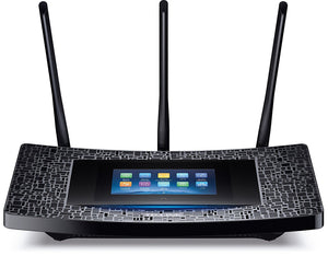 TP-Link AC1900 Wireless Wi-Fi Gigabit Router with Touch Screen Setup (Touch P5)