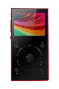 FiiO X3 (Red) High Resolution Music Player (3rd Generation)