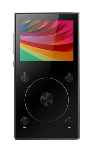 FiiO X3 Mark III High Resolution Lossless Music Portable Player 3rd Gen (Black)