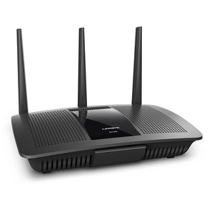 Linksys EA9400 Max-Stream AC5000 MU-MIMO Wi-Fi Tri-Band Gigabit Router (Refurbished) (EA9400)