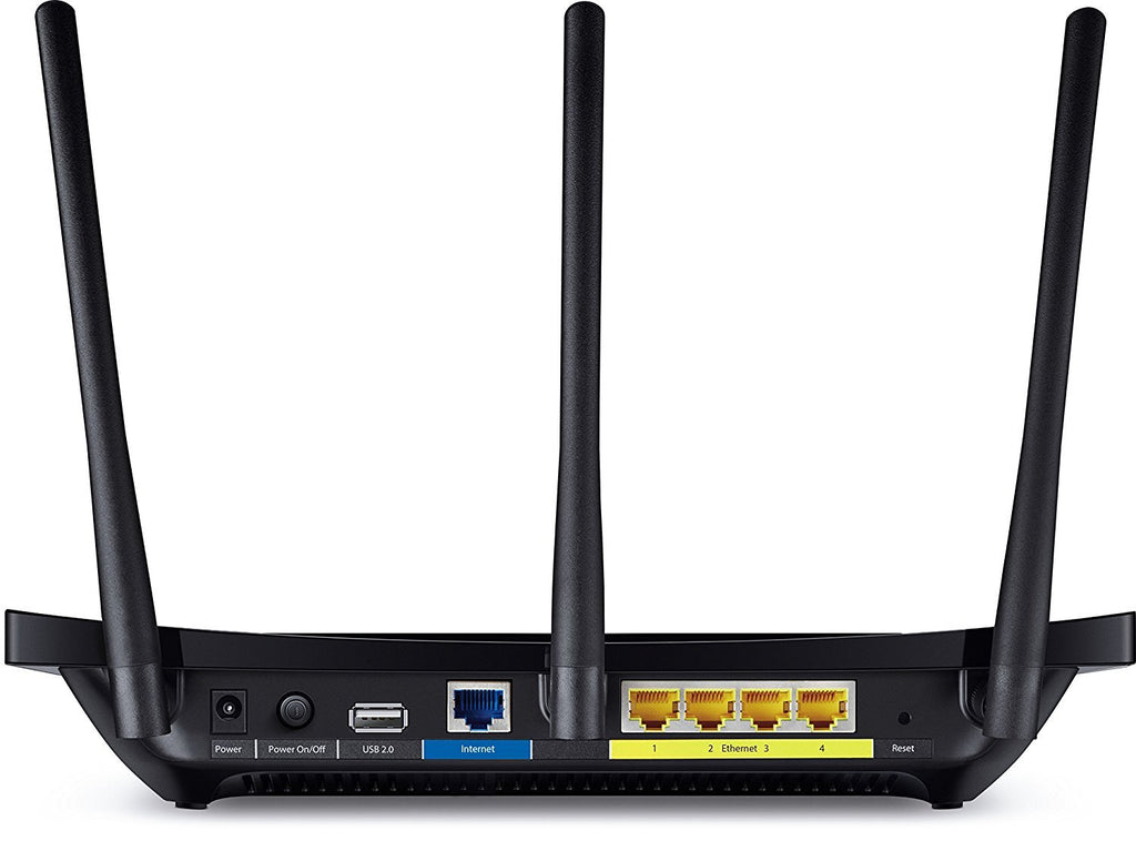 TP-Link AC1900 Wireless Wi-Fi Gigabit Router with Touch Screen Setup