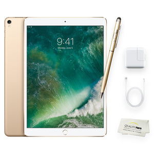 Apple iPad Pro 10.5 Inch Wi-Fi + Quality Photo Accessories (Latest Apple Tablet) 2017 Model. (512 GB)