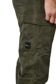THE ESSENTIAL CARGOS - KHAKI
