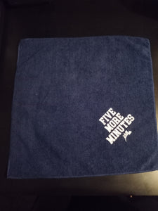 Praise Towel - FIVE MORE MINUTES