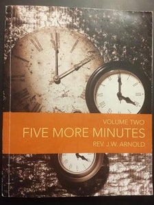Five More Minutes - Volume Two    (Book $15 -  219 pages)